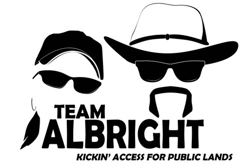 Team Albright logo