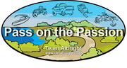 Pass on the Passion Logo